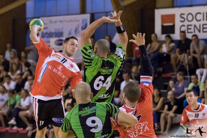 Le CSAV sort Annecy de la Coupe de France (24-26)