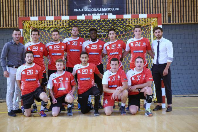 Better Together Sports et Annecy Handball s'associent pour grandir ensemble !