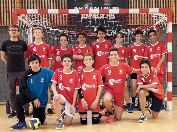 Annecy Handball -15 club - Annecy Handball