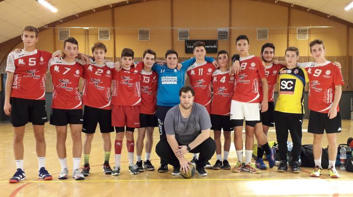 Annecy Handball -18 club - Annecy Handball
